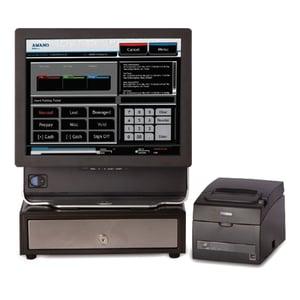 OPUS-5000 Series POS Terminal