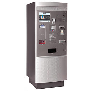 OPUS-7800 Series Central Pay-on-Foot Pay Station