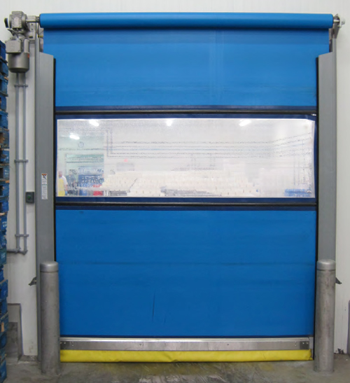 Rytec Plexline® High Performance Composite Rolling Door