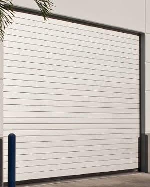 Rytec Spiral® LH®-HZ® High Performance Low Headroom Hurricane Zone Door