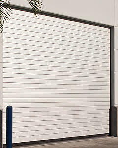 Rytec Spiral® LH®-HZ® High Performance Low Headroom Hurricane Zone Door