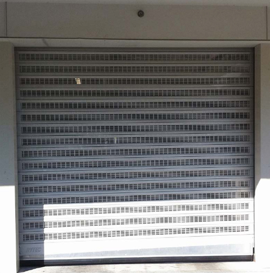 Rytec Spiral® VT High Performance Ventilated Door