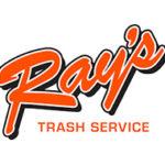 rays trash logo